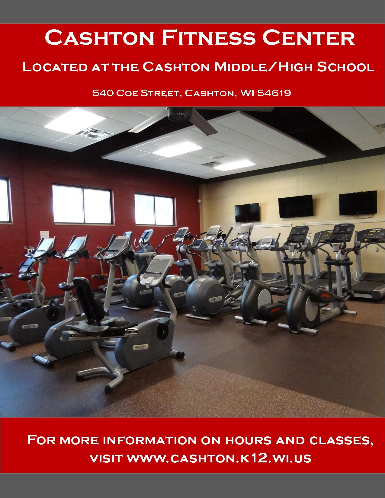 Cashton Fitness Center Classes